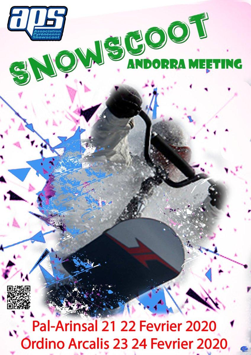 Affiche andorra meeting