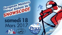 European master dual slalom praz sur arly
