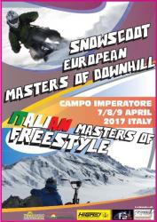 European master of downhill italie
