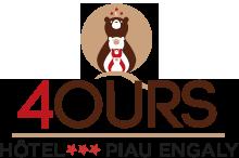 Quatreours piau logo